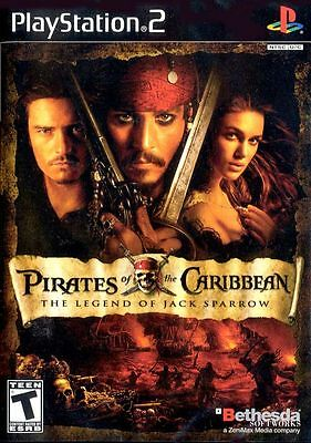 PlayStation2 : Pirates Of The Caribbean: The Legend of VideoGames