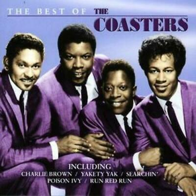 The Coasters : The Best Of CD (2008) Highly Rated eBay Seller, Great Prices