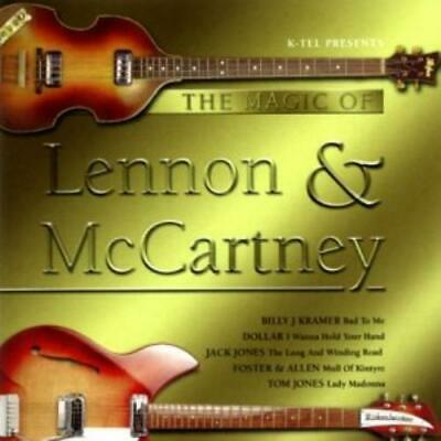 Various Artists : The Magic of Lennon and Mccartney CD