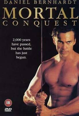 Mortal Conquest DVD (2000) Daniel Bernhardt, Rotundo (DIR) cert 18 Amazing Value