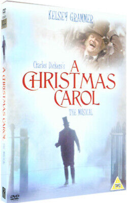 A Christmas Carol - The Musical DVD (2007) Kelsey Grammer