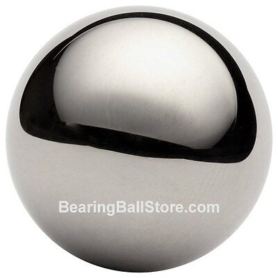 "100 1/8"" dia.  302 stainless steel bearing balls"