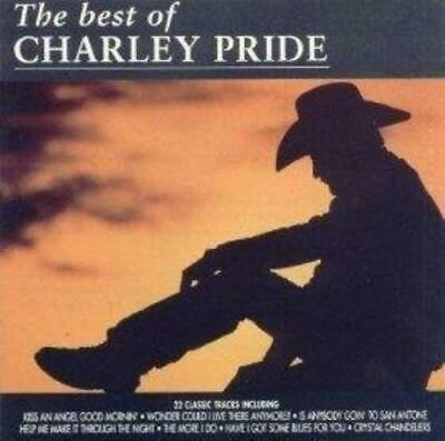 Charley Pride Best of CD Value Guaranteed from eBay's biggest seller!