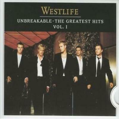 Westlife : Unbreakable: The Greatest Hits Vol. 1 CD (2008)