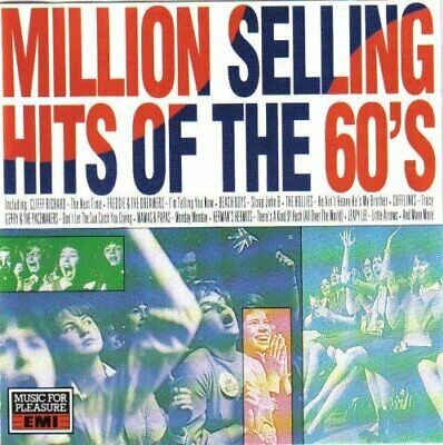 Various : Million Hits of the 60s CD Highly Rated eBay Seller Great Prices