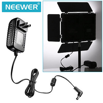 Neewer AC to DC Switching Power Adapter for LED Video Light CN-304& CN-126B