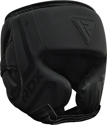 RDX Head Guard MMA Helmet Protector Kick Boxing Headgear Martial Art Sparring B