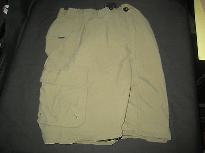Boy Scout Switchback Pants, no bottoms, Youth small waist 24             525N