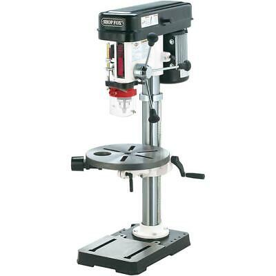 Shop Fox W1668 3/4 HP 12 Speed Benchtop Oscillating Drill Press
