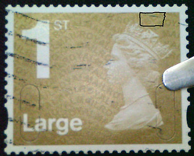 1st Class Large Gold stamp Used Choose your stamp DISCOUNTS UP TO 30% AVAILABLE