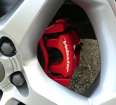 Hyundai Tuscani Veloster Brake Caliper Decals Stickers Turbo Sport ALL OPTIONS