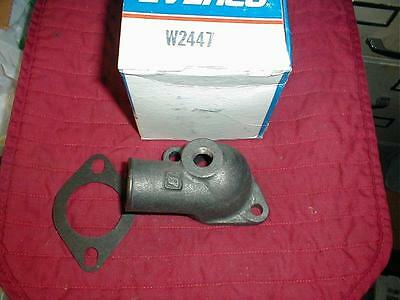 NOS GM 1978-85 6 CYLINDER THERMOSTAT HOUSING CHEVY GMC & CHEVY TRUCK