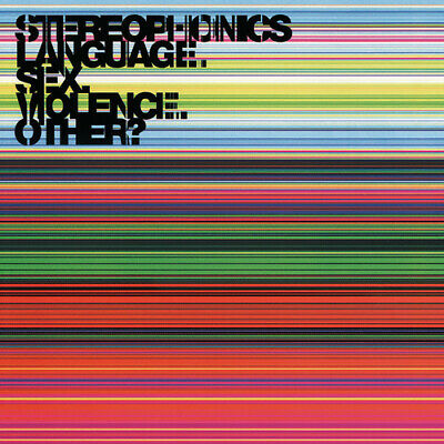 Stereophonics : Language. Sex. Violence. Other? CD (2005) FREE Shipping, Save £s