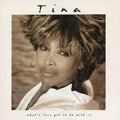 Tina Turner : What's Love Got To Do With It CD (1993)