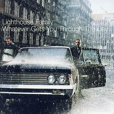 Lighthouse Family : Whatever Gets You Through the Day CD (2002)
