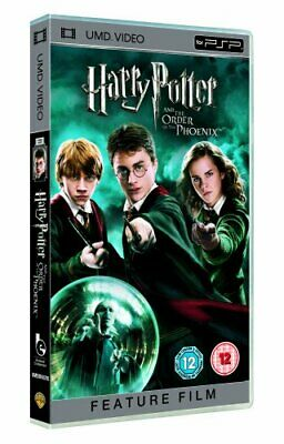 Harry Potter And The Order of the Phoeni DVD