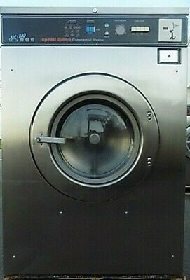 Speed Queen Front Load Washer 50Lb 208-240V 60Hz 3Ph SC50