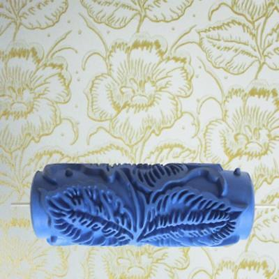 Empaistic Flower Pattern DIY Painting Roller for Home Wall Decoration Machine
