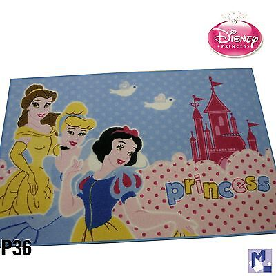 Disney Teppich P36 Princess - Prinzessinen *Castle 80x120 NEU
