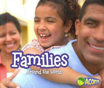 Families Around the World by Clare Lewis (English) Library Binding Book Free Shi