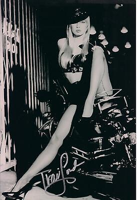 Traci Lords Autograph - IN PERSON SIGNED 8x12 Photograph (TL016)
