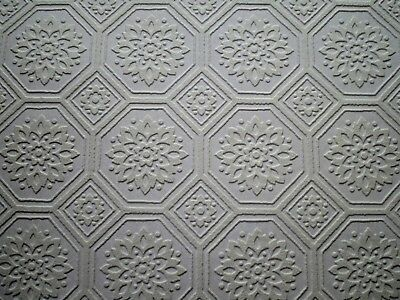 Octagon U0026 Diamond Texture Paintable Wallpaper By Brewster 32815  (Discontinued)