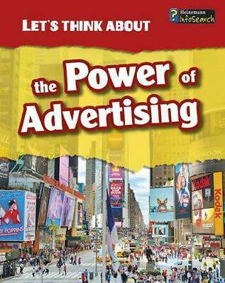 The Power of Advertising by Elizabeth Raum Paperback Book (English)