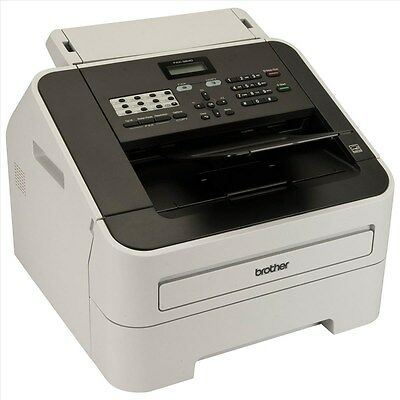 Brother Fax-2840 Laser Fax Maschine mit Kopier Funktion