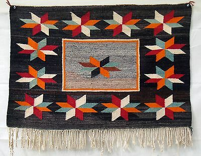 "Navajo ""valero Star Saddle Blanket""   #972"