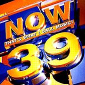 Various Artists : Now Thats What I Call Music! 39 CD