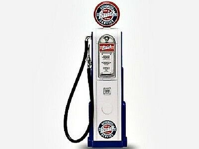 New In Box  Road Signature 1/18 Scale  Diecast  BUICK  Digital Gas Pump