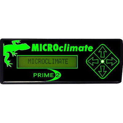 Microclimate Prime 2 Thermostat Top Flight Best Reptile Stat Available!