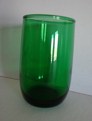 ANCHOR HOCKING Green Small JUICE Glass DEPRESSION GLASS 12 available