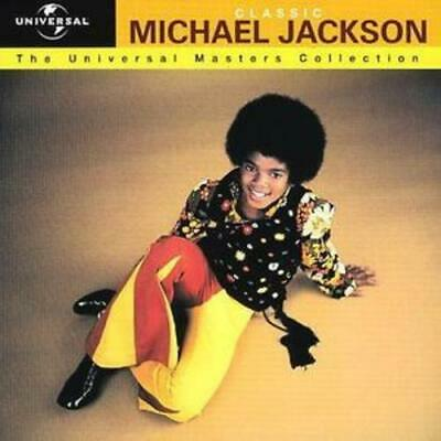Michael Jackson : Classic Michael Jackson: The Universal Masters Collection CD