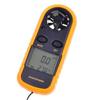 High Quality Quick Response Convenient Use Anemometer Thermometer GM816 Measure
