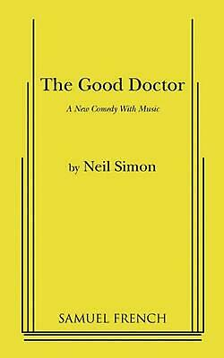 The Good Doctor by Neil Simon (English) Paperback Book Free Shipping!