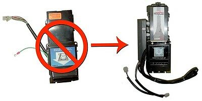 Validator bill acceptor to replace an Ardac 88x5500 -accepts 2008 $5 - vending
