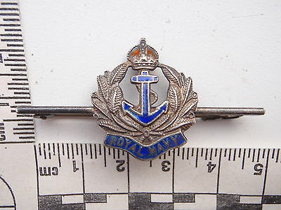 WW1/2 Royal Navy Tie Pin