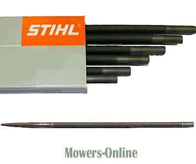 Pack of 6 Stihl 5.2mm Round Chainsaw File Files 3/8 Chain 5605 772 5206