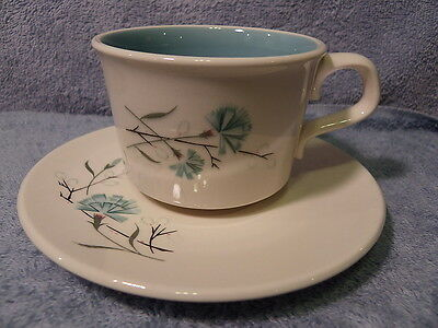 Taylor Smith Taylorstone Floral Lot 3 SETS Cups Saucers