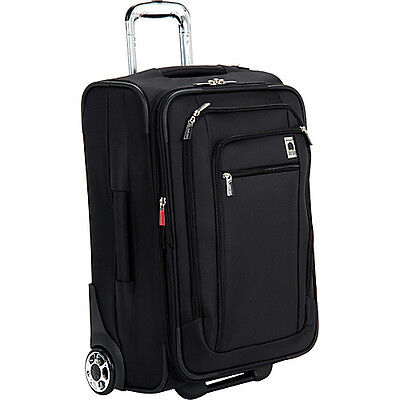 Delsey Helium Sky Carry-on Exp. 2 Wheel Suiter Trolley Small Rolling Luggage NEW