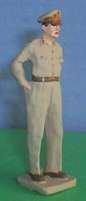 TOY SOLDIERS TIN WWII AMERICAN GENERAL MacArthur  54 MM