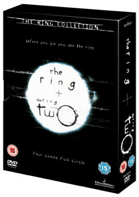 The Ring/The Ring 2 DVD (2005) Martin Henderson