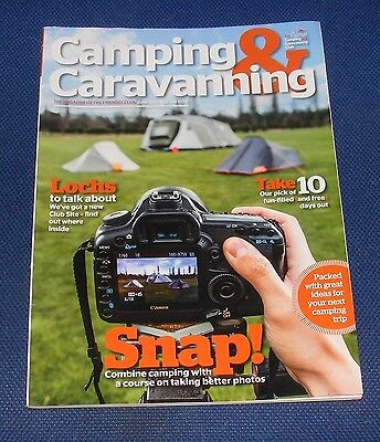 Camping & Caravanning Volume 108 No 6 June 2013 - Lochs To Talk About