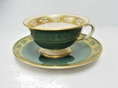 FRANCISCAN china CIMARRON pattern CUP & SAUCER Set