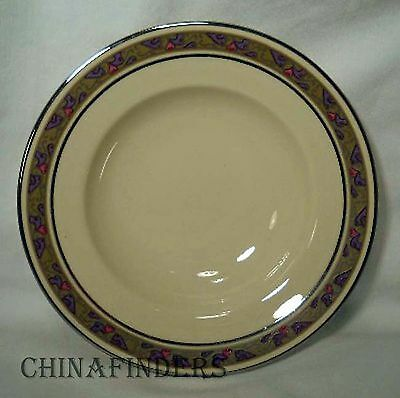 FRANCISCAN china CONSTANTINE pattern RIMMED FRUIT, Dessert, Berry Sauce Bowl