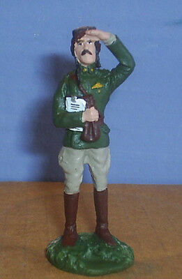 TOY SOLDIERS METAL WORLD WAR ONE WWI AMERICAN PILOT 54MM