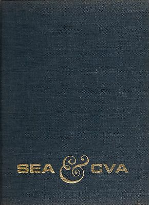 *** USS HANCOCK CVA-19 VIETNAM DEPLOYMENT CRUISE BOOK YEAR LOG 1966 - NAVY ***