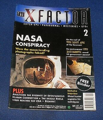 The X Factor No.2 - Nasa Conspiracy
