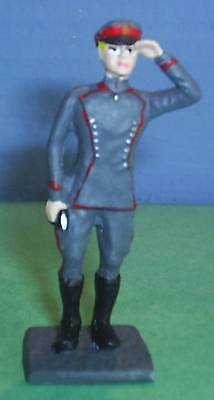 TOY SOLDIERS METAL GERMANY WWI GERMAN PILOT THE RED BARON 54MM